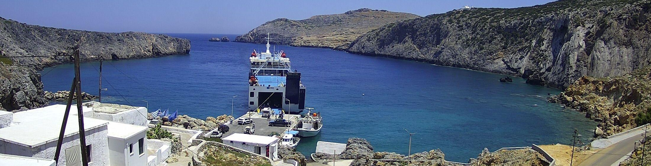 Insel Kythira – Reiseführer – Griechenland