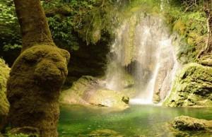 Wasserfall Nereida Mylopotamos