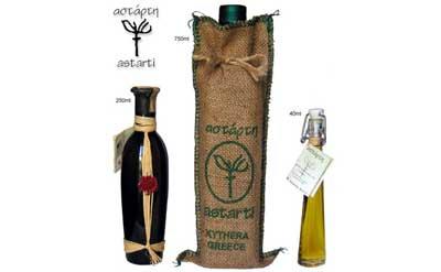 Tzortzopoulos Olivenöl